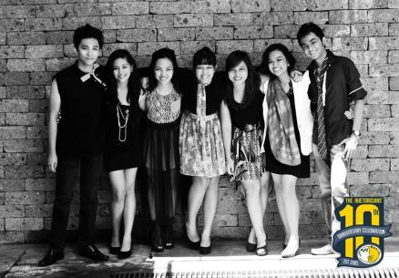 Executive Committee 2012-2013 (photo edited by Dale Rivera)