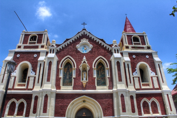 Our Lady of Charity at Bantay Church