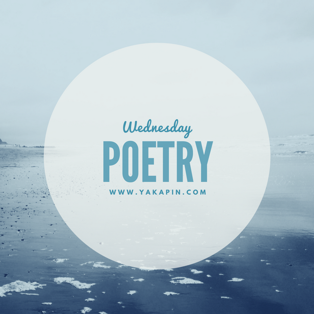 Wednesday Poetry