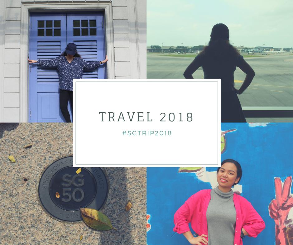 Modern Travel Plain Collage Facebook Post